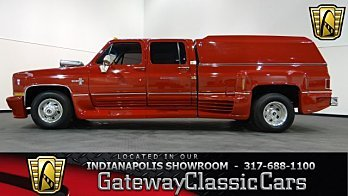 1987 Chevrolet C/K Truck for sale 100846915